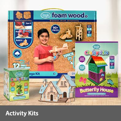 DIY Activity Kits