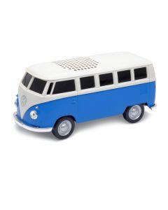 VW Bluetooth Speaker Blue
