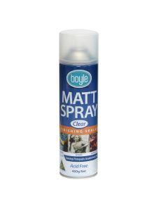 Matt Spray 400gm
