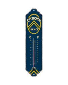 Nostalgic-Art Thermometer Citroën Service