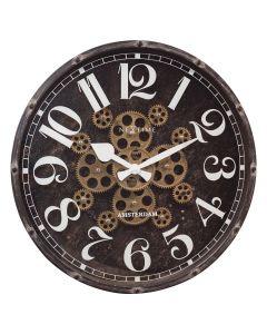 NeXtime Henry Wall Clock 50cm Black